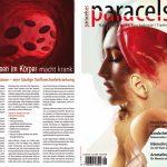 Neuer Artikel zur Hämochromatose im Paracelsus Magazin 6/18 | Praxis Schleicher & Brückl