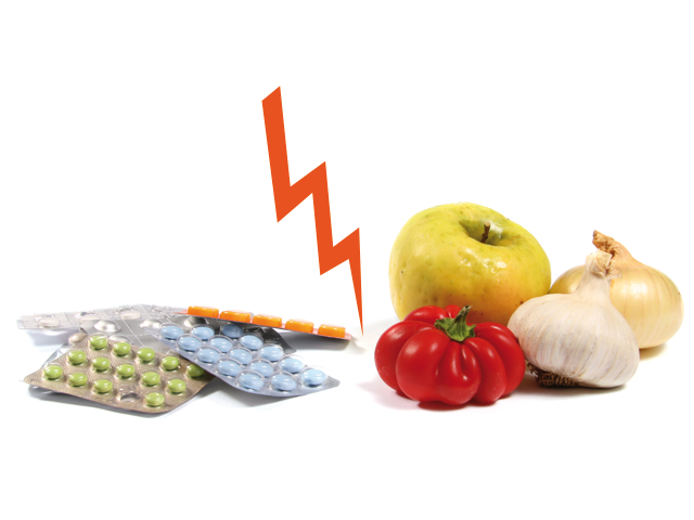 Nahrungsmittel und ihre Wirkung auf Medikamente – Teil 2 | Praxis Schleicher & Brückl
